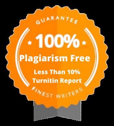 Plagiarism Free-3